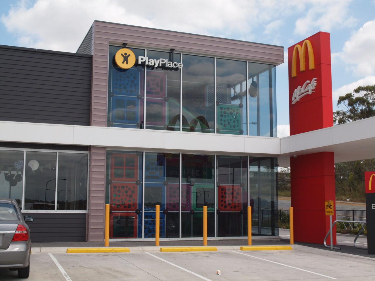 McDonald's Springfield 1