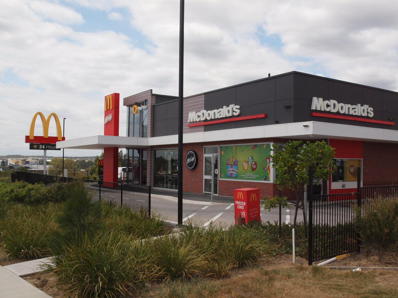 McDonald's Springfield 3