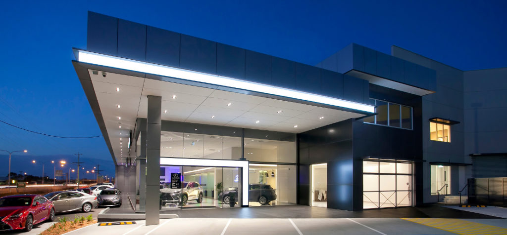 Abbey Glazing - Lexus Springwood