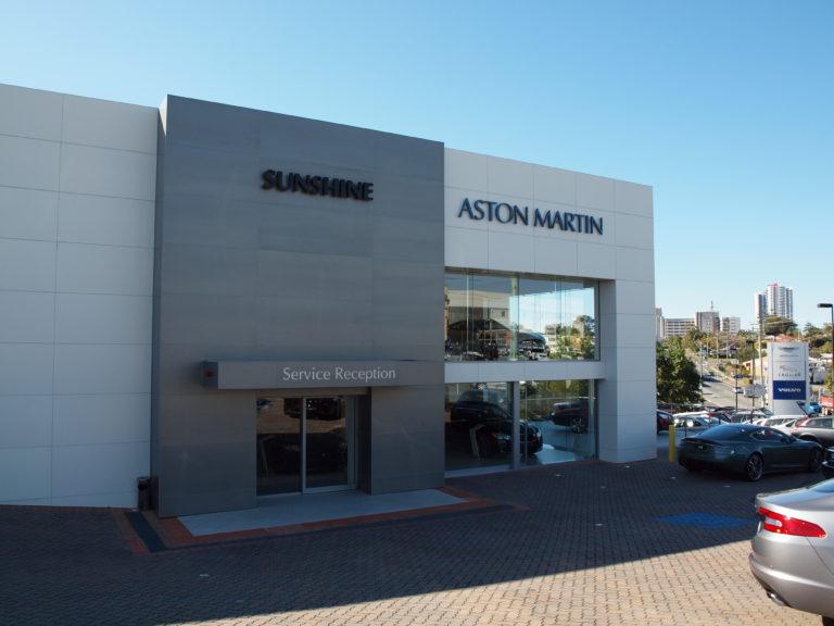 Aston Martin Gold Coast