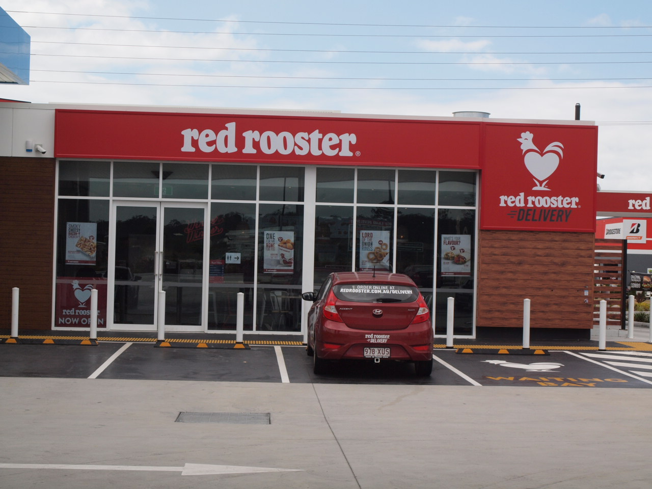 Red Rooster Pimpama